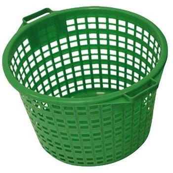 Xclou Garden Gartenkorb rund grün für 50 kg