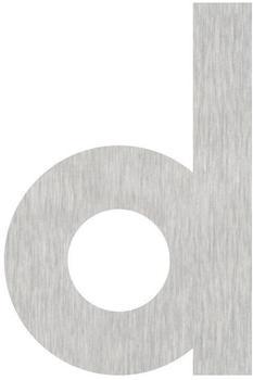 Heibi Midi Hausnummer d (Edelstahl)