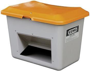 Cemo Plus 3 200 Liter grau orange (mit Entnahmeöffnung, ohne Staplertasche)