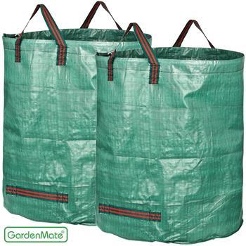 GardenMate Gartensack Professional 500 Liter 2 Stk.