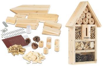 Pearl Sports Insektenhotel-Bausatz, Nistkasten und Schutz für Nützlinge