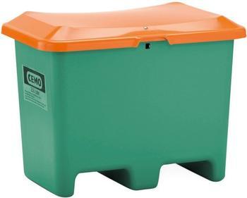 Cemo Plus 3 200 Liter grün orange (ohne Entnahmeöffnung, mit Staplertasche)
