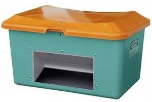 Cemo Plus 3 200 Liter grün orange (mit Entnahmeöffnung, ohne Staplertasche)