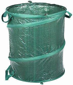 Dehner Pop-Up Gartenabfallsack Comfort 120 Liter