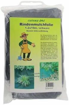 Grüner Jan Rindenmulchfolie 1,20 x 10m
