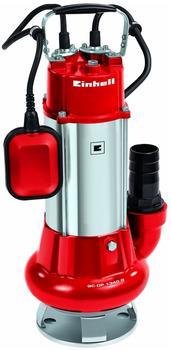 Einhell Schmutzwasserpumpe GC-DP 1340 G