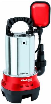 Einhell Schmutzwassertauchpumpe GH-DP 6315 N