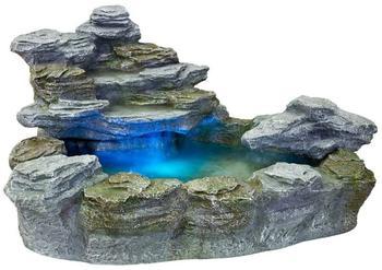 Maxstore Mystischer Brunnen mit Beleuchtung