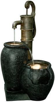 Dobar Brunnen mit Handpumpe (96200e)