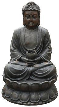 Dehner Buddha mit LED-Beleuchtung