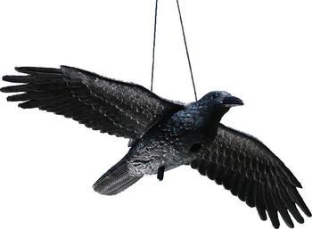 Brema Tierfigur fliegender Rabe (140517)