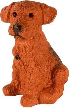 Omü Fox Terrier Hund mit Bewegungsmelder
