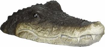 Boltze Schwimmender Krokodilkopf