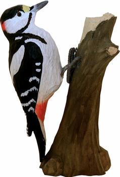 Wildlife Garden DecoBird Buntspecht