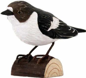 Wildlife Garden DecoBird Trauerschnäpper
