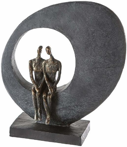Casablanca Skulptur Side by side