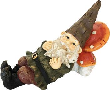 Esschert Lying Garden Gnome