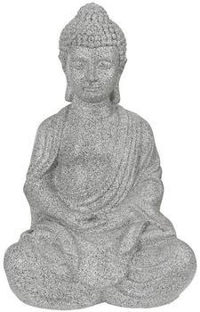 Dehner Leichtbeton-Buddha 44x65x35cm