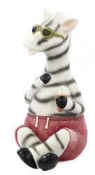 Trend Line Zebra sitzend 14x10x20cm (660457864)