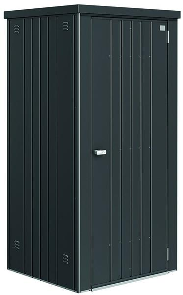 Biohort Geräteschrank 90 (93 x 83 cm) dunkelgrau-metallic