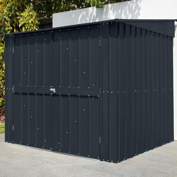 "Globel Industries Fahrradbox ""6x6"",Anthrazit,"