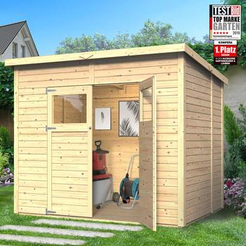 konifera-gartenhaus-amrum-3-bxt-251x199-cm-inkl-fussboden-beige