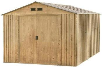 tepro-metallgeraetehaus-colossus-10x10-holz-dekor-eiche-version-2019