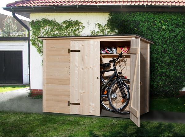 Weka Bike-/Multi-Box 367 (205 x 84 cm) natur