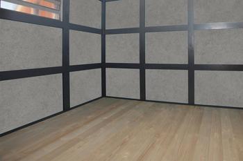 SKANHOLZ SKAN HOLZ Fussboden CrossCube 337 x 253 cm, unbehandelt