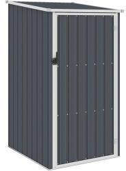 vidaXL Gerätehaus Anthrazit 87x98x159 cm Verzinkter Stahl