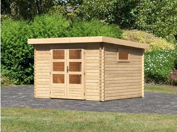 Woodfeeling Gartenhaus Trittau 3 BxT: 317x333 cm