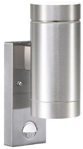 Nordlux Tin Maxi Außen-Wandleuchte PIR Aluminium (21512129)