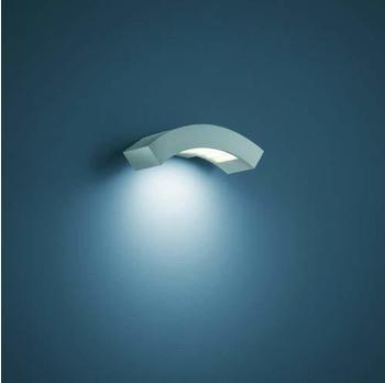 Helestra Alaska LED silbergrau (A18225.46)
