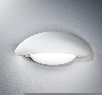 Osram Endura Style LED Cover 12W oval weiß