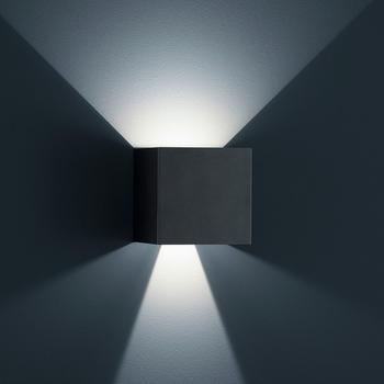 Helestra SIRI 44 L LED matt schwarz