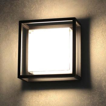 s-luce-cube-led-aussenleuchte-20cm-wand-oder-decke-12wschwarz