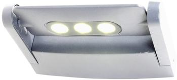 OSMOT Eco-Light LED-Außenwandleuchte 9W Neutral-Weiß Ledspot Anthrazit (6144S1gr)