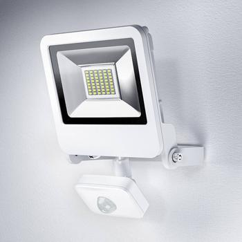 Osram Endura Flood Sensor 30W weiß