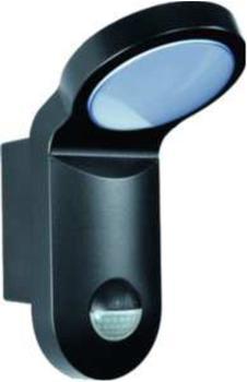 Esylux AOL 100 LED 5K 14W schwarz (EL10750014)