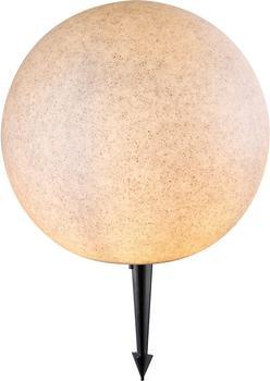 Globo Toula 38 cm grau (31781)