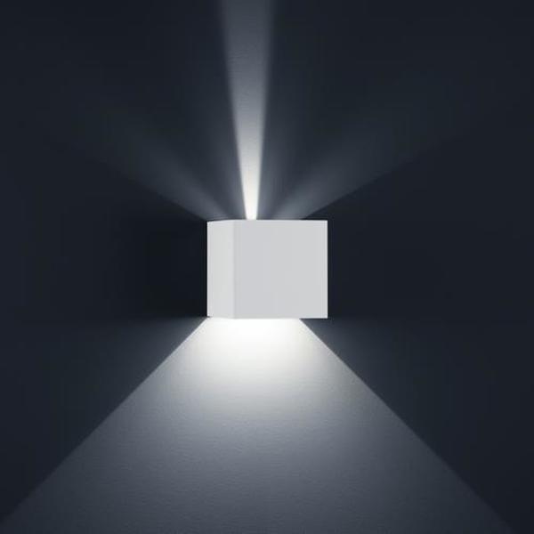 Helestra SIRI 44 L LED matt weiß