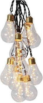 Best Season Glow 5 x 10 LED transparent (A-328112)