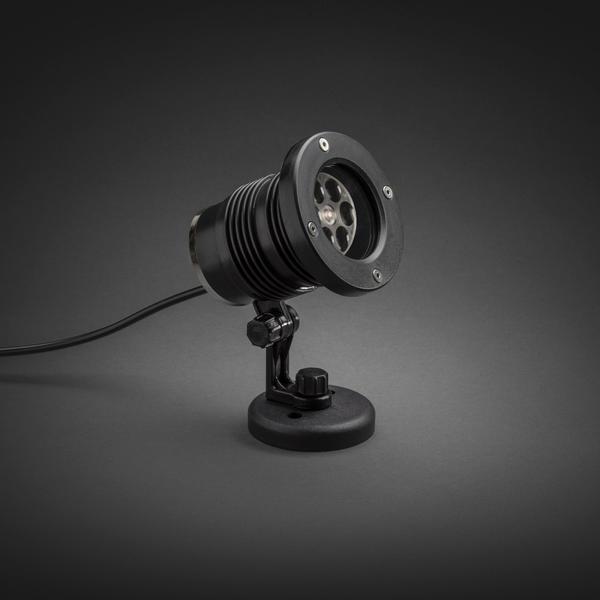 Konstsmide Lichtprojektor bunte Weihnachtsfiguren (4542-500)