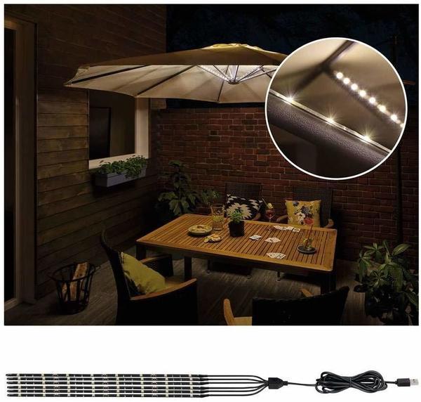 Paulmann Outdoor Mobile LED Parasol 6x27cm (942.19)