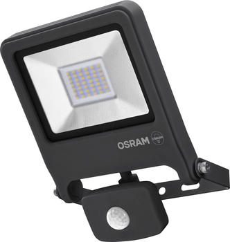 Osram Endura Flood Sensor LED 30W 4000K kaltweiß (161870) grau