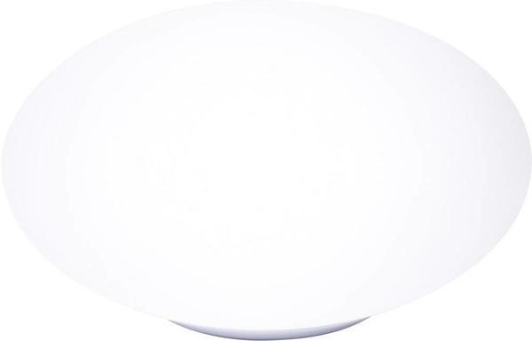 Telefunken Solar-LED-Gartenleuchte Oval 30cm RGBW (T90231)