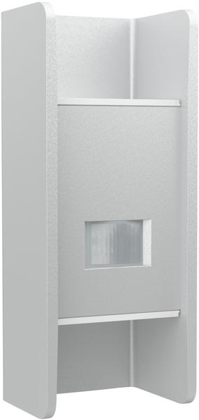 Steinel L 920 LED Up-/Downlight mit Bewegungsmelder silber (056490)