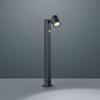 Helestra Part LED mit Bewegungsmelder graphit (A19806.93)