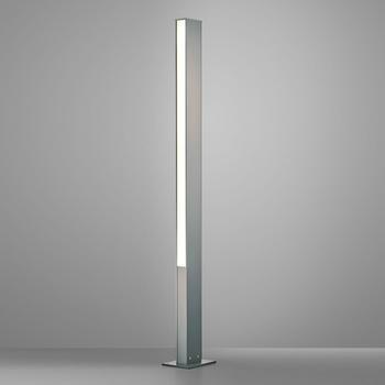 Helestra Tendo LED 202 cm silbergrau (A29912.46)