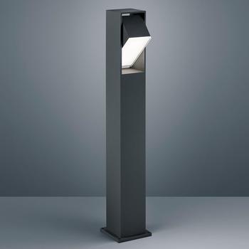 Helestra Isy LED graphit Glas satiniert (A19901.93)